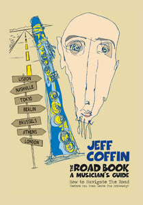 """The Road Book: A Musician's Guide"" by Jeff Coffin (Digital eBook format)"