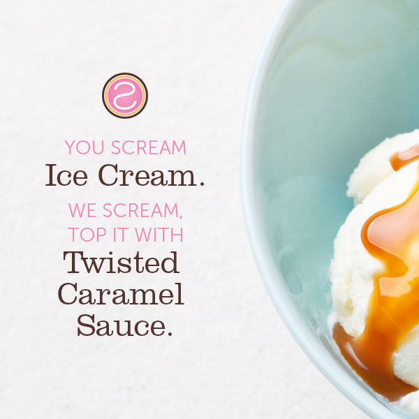 Twisted Caramel Sauces
