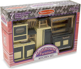 Dollhouse Furniture Kitchen Set - Melissa & Doug