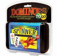 DOMINOES TO GO- SPINNER TO GO