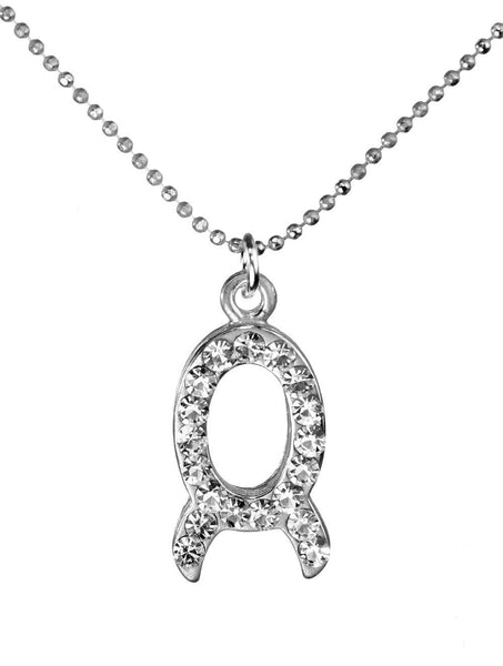 Taurus & Swarovski Crystal Elements Sparkle Zodiac Sign Necklace