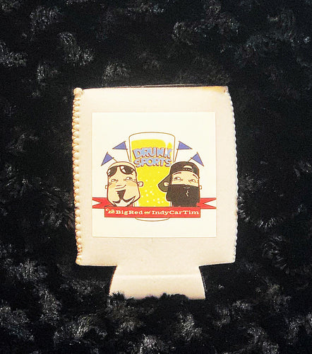 Drunk Sports Podcast Koozie