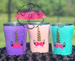10 oz Kids or Lowball Tumbler