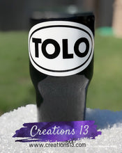 Load image into Gallery viewer, TOLO Tumblers