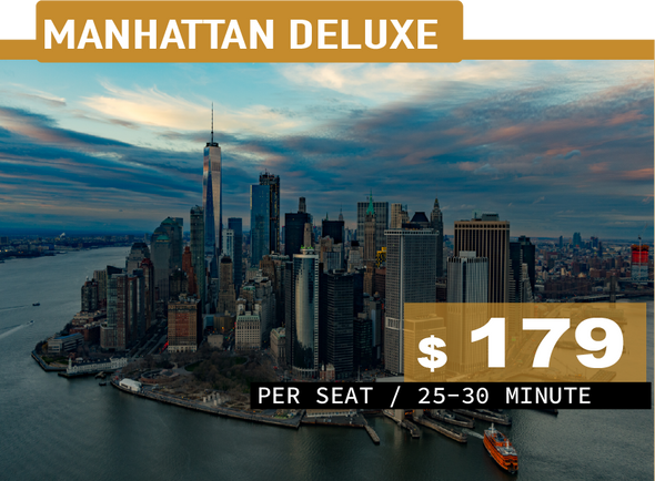 MANHATTAN DELUXE TOUR