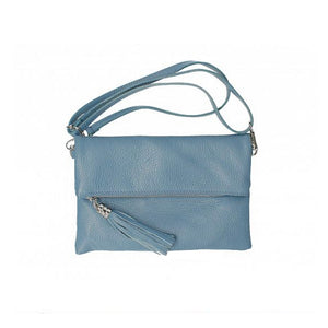 Gussie leather crossbody bags