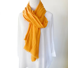 Load image into Gallery viewer, Cashmere scarf