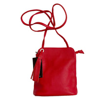Load image into Gallery viewer, Mila leather handbag from Italy