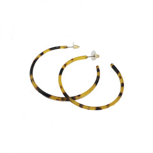 Sharon hoop earrings