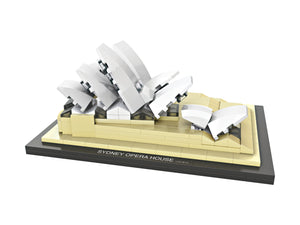 SYDNEY OPERA HOUSE - LOZ MINI ARCHITECTURES 1005