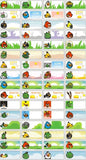 ANGRY BIRDS - STICKERS