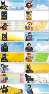 LEGO MOVIE - STICKERS
