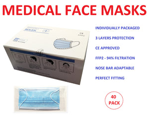 MEDICAL FACE MASKS