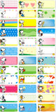 SNOOPY - STICKERS