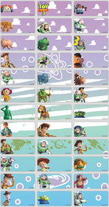 TOY STORY - STICKERS