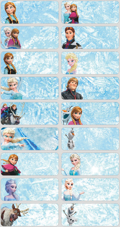 FROZEN - STICKERS