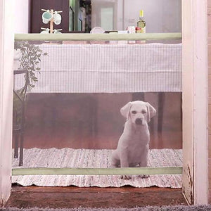 2Pcs/Set Portable Folding Isolation Net for Dogs