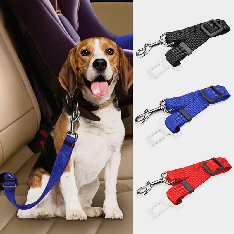 Cat Dog Pet Safety Seat-Belt