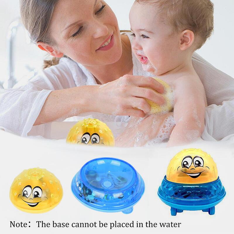 Infant Electric Induction Spray Toy