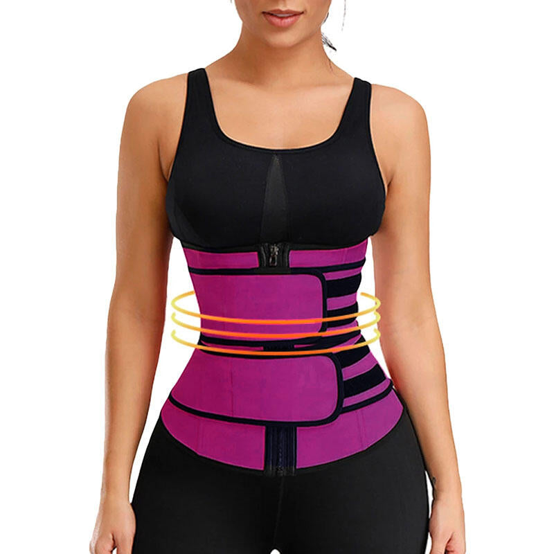 Breathable Corset Sports Waist Shaping Belt