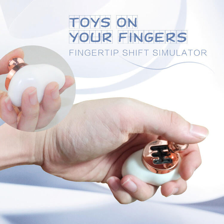 Mini Fingertip Decompression Artifact Toy