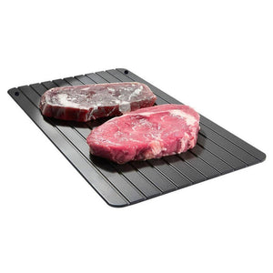 Defrosting Tray for Frozen Food