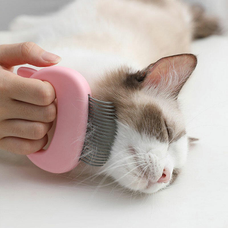 Pet Hair Removal Comb Brush Massager