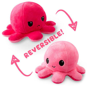 Reversible Cute Mini Octopus Plush Cool Toy