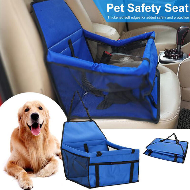 Collapsible Pet Safety Car Seat