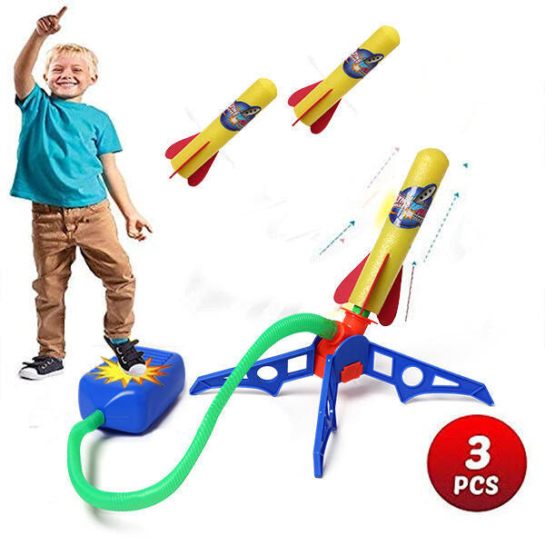 Outdoor Kids Rocket Launcher Toy