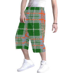 Tribute to Plaid Men's Baggy Short - Tie-Fly