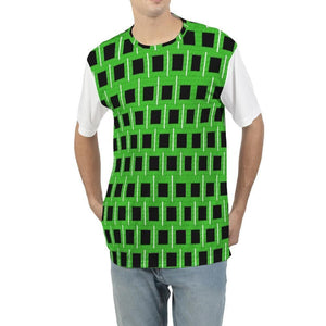 TSWG (Tough Smooth Well Groomed) Royal Geo 2 Mini Block Men's Tee - Tie-Fly