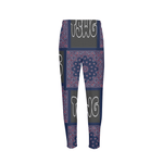 Load image into Gallery viewer, TSWG (Tough Smooth Well Groomed) Bandana   Men's Joggers Voluptuous (+) Size Available - Tie-Fly