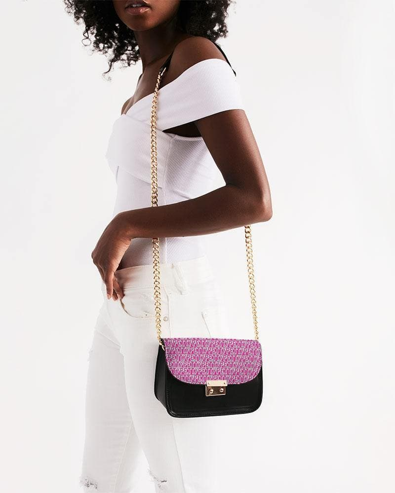 Petty  Small Shoulder Bag - Tie-Fly