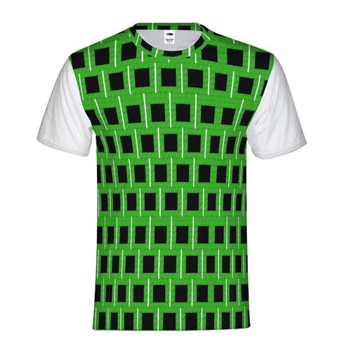 TSWG (Tough Smooth Well Groomed) Royal Geo 2 Mini Block Men's Tee