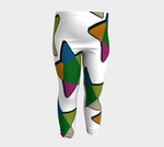 Load image into Gallery viewer, Bec's Star Baby Leggings - Tie-Fly