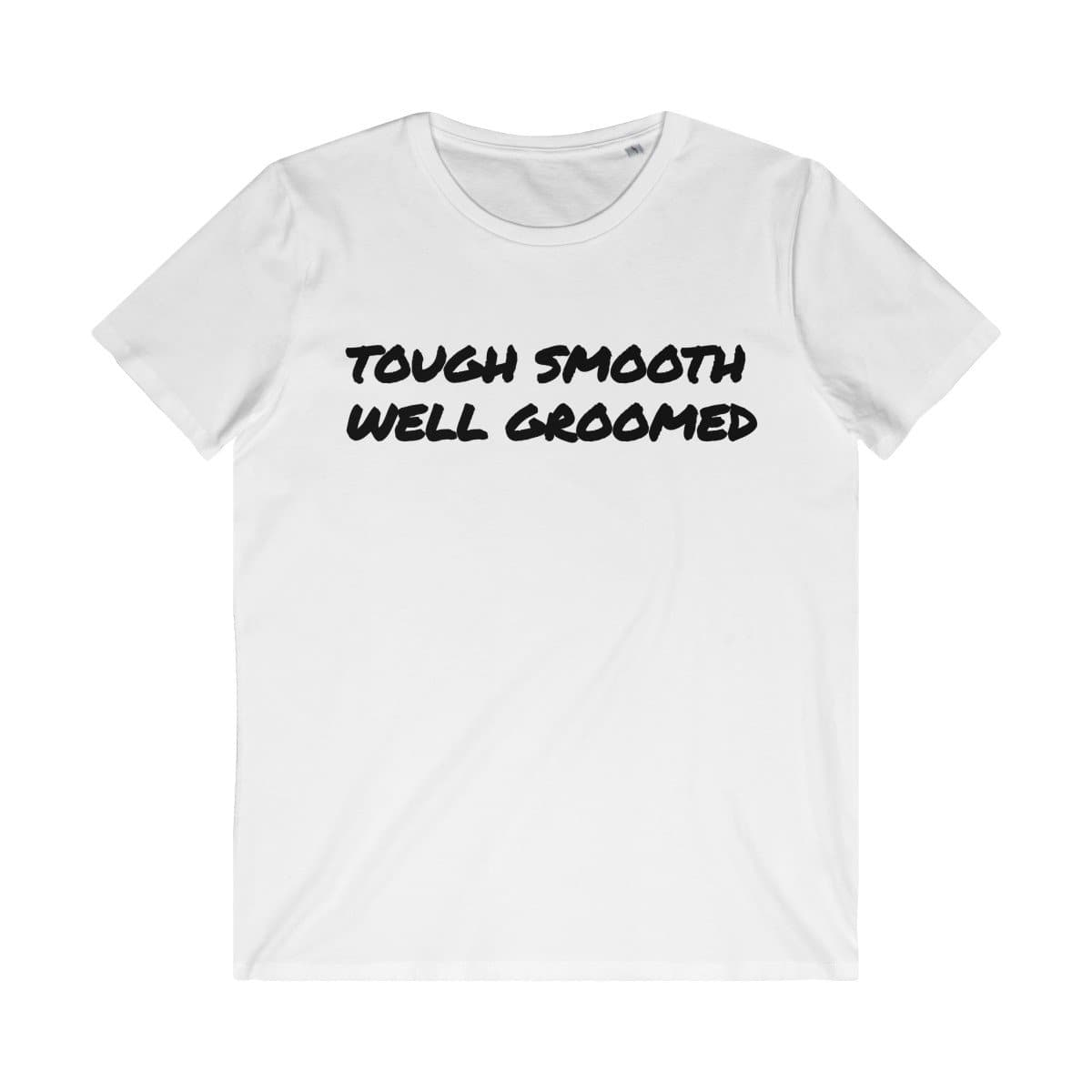 TSWG ( Tough Smooth Well Groomed) Men's Organic Tee - Tie-Fly