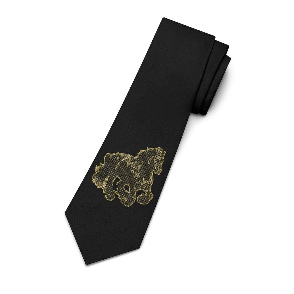 Stallion Clothing Necktie - Tie-Fly