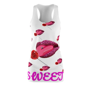 Sweet Clothing Women's Racerback Dress - Tie-Fly