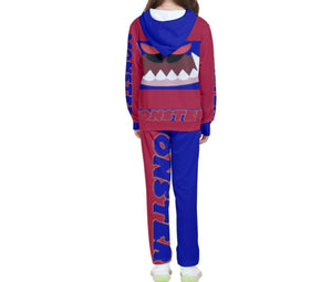 Monster Kids Kids' Tracksuit - 3 colors - Tie-Fly