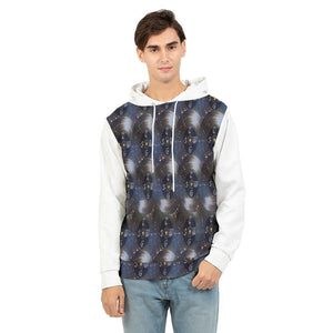 TSWG (Tough Smooth Well Groomed) Ghost Men's Hoodie, cloth -tie - fly