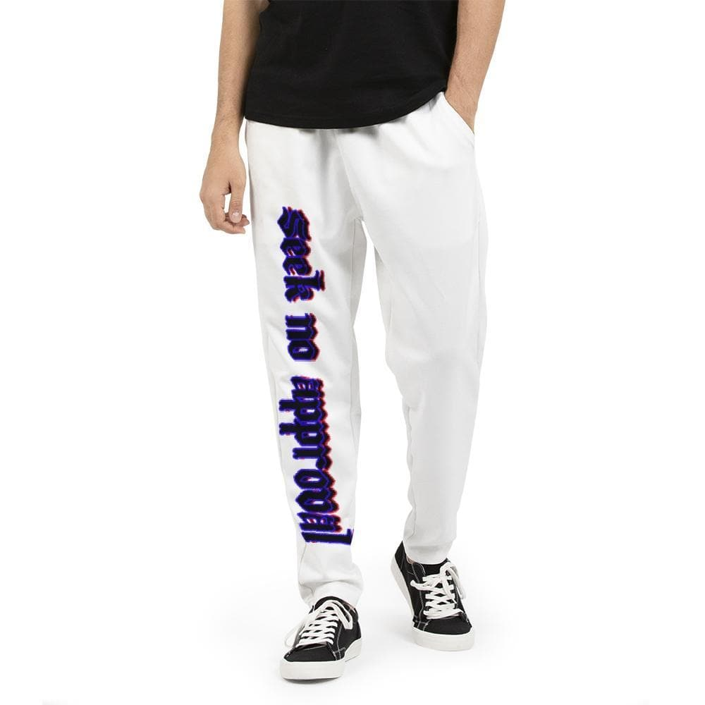 Seek No Approval 2 Men's Joggers - Tie-Fly