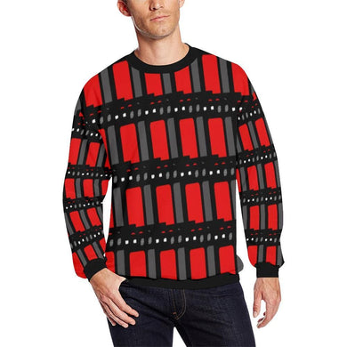 Edgy Men's Sweatshirt