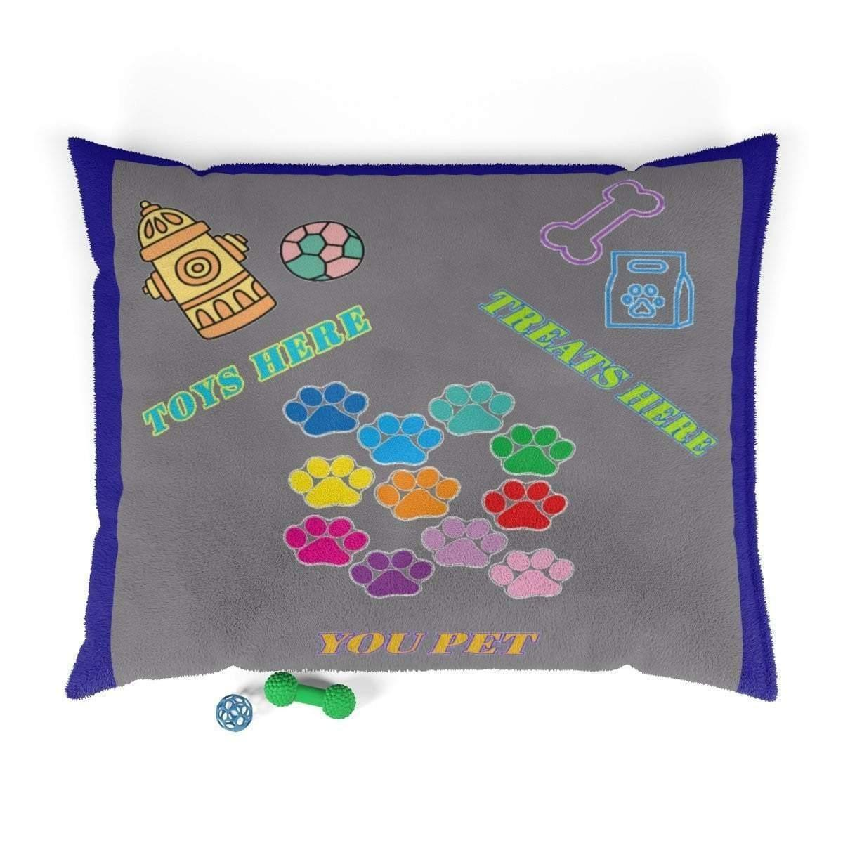 Doggyhookup.com Presents *Spoiled Pets*: Pet Bed - Tie-Fly
