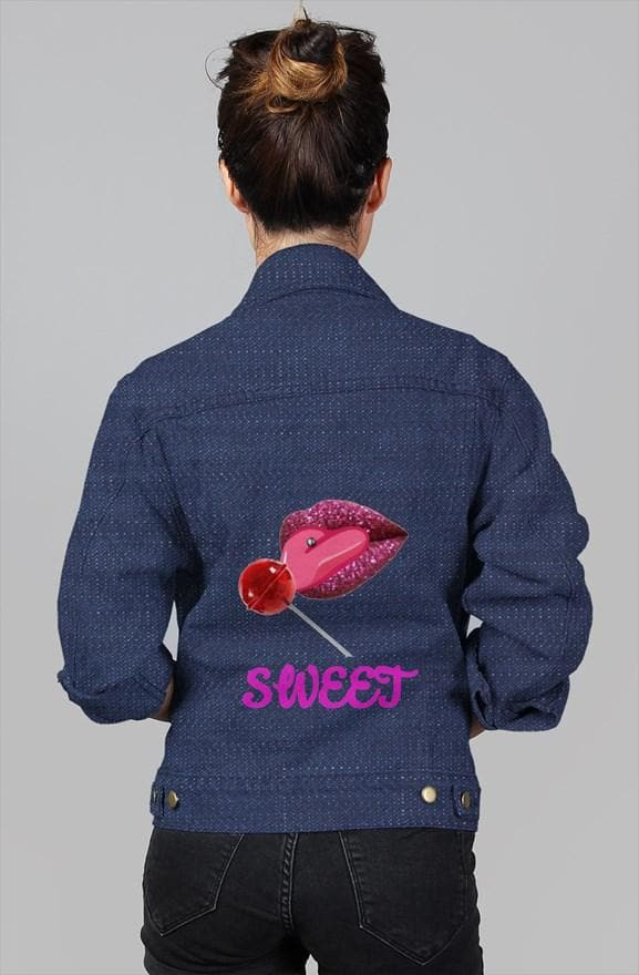 Sweet Clothing Denim Jacket - Tie-Fly