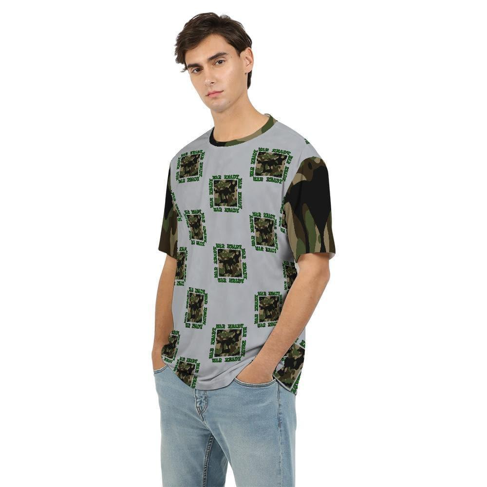 War Ready Men's Tee - Tie-Fly