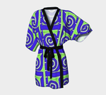 Well Seasoned Kimono Robe - Tie-Fly