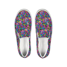 Load image into Gallery viewer, Psy-Rose Slip-On Canvas Shoe, shoes -tie - fly