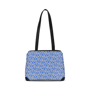 Petty Repeat - Blue Shoulder Bag - Tie-Fly