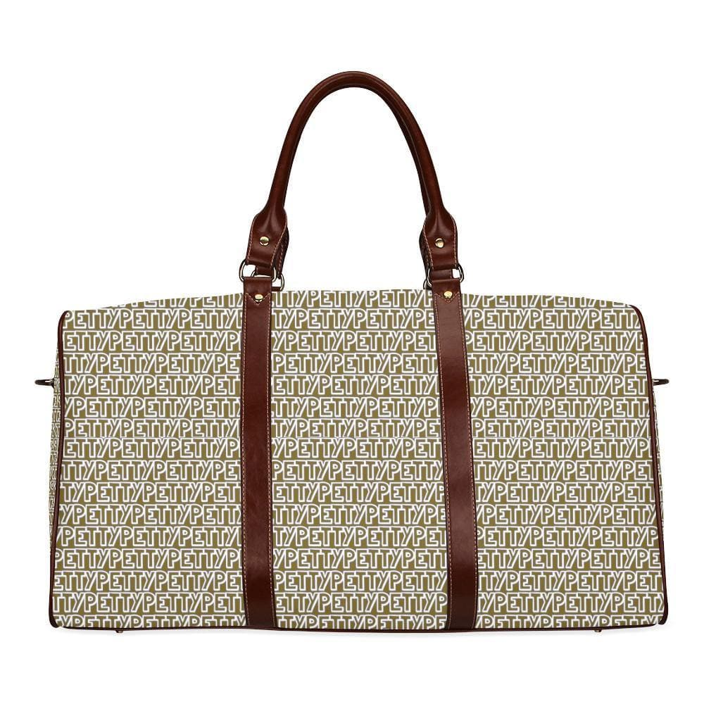 Petty Repeat Travel Bag - Tie-Fly